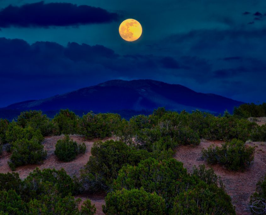 In Light of Nature Moon Photography